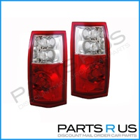 Holden Commodore VY VZ Ute & Station Wagon Tail Lights Left & Right Lamps Pair