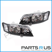 Holden VY Commodore SS SV8 Headlights Pair NEW Quality LHS + RHS 02 03 04 ADR