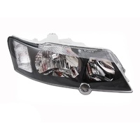 Holden VY Commodore Right Headlight SS SV8 RH Head Lamp 02 03 04 Black New ADR