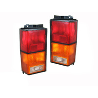 Jeep Cherokee 94-97 New Pair Tail Lights Lamps New Left & Right 95 96