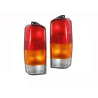 Jeep Cherokee & Sport 97 98 99 00 01 New Tail Lights Lamps Pair XJ Quality
