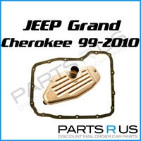Jeep Grand Cherokee 99-2010 Auto Trans 55RFE 45RFE Filter Service Kit V8 4.7L