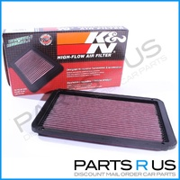 Toyota 2.2L, 3.0L K&N High Flo Air Filter Camry 92-02 Celica 94-99, Avalon 00-06