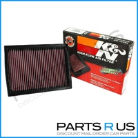 BMW E39 523i 525i 528i 530i X3 Z3 Z4 6cyl K&N High Flow Air Filter KN33-2070