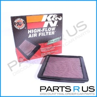 Subaru K&N High Flow Panel Air Filter Outback 02-12, Tribeca 06-12, XV KN33-2304