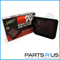 Ford Falcon FG 08-13 K&N Hi Flow Panel Air Filter XR6 Turbo FPV High Performance