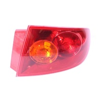Mazda 3 BK 4 Door Sedan 04 05 06 Red & Amber RHS Right Tail Light Lamp