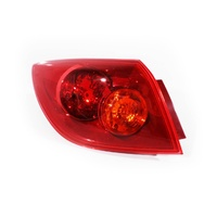 Mazda 3 BK 04-06 Ser1 Hatchback Red & Amber LHS Left Tail Light Lamp