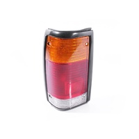 Ford Courier & Mazda Bravo 85-98 Black Surround LHS Left Tail Light Lamp ADR