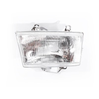 Mazda Bravo UN B2500 & B2600 99-02 Ute Clear LHS Left Front Headlight Lamp Depo