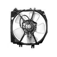 Ford Laser KN KQ Laser 11/98 - 9/02 | Mazda 323 9/98-12/03 Manual New Radiator Fan Assembly