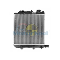 Mazda 121 Metro Radiator 3/00-8/02 Quality NEW - See Fitment Notes - 01