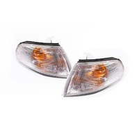 Mazda 626 GE 92-97 4&5Door Sedan & Hatch Amber & Clear LH+RH Set Corner Lights