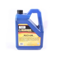 Marque Lubricants Multi-Lube 20W/50 - Premium Quality Petrol/Diesel Engine Oil