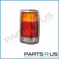 Ford Courier PC PD & Mazda Bravo UF Grey Surround RHS Tail Light 85-98 Quality