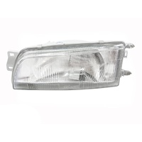 Mitsubishi CC Lancer Headlight 92 93 94 95 96 LHS Sedan & Wagon Lamp ADR Left