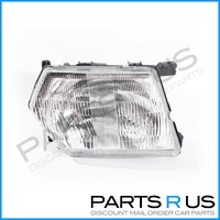 Nissan Patrol GU Hadlight Series1 97-02 Wagon & Ute Clear RHS Right Lamp