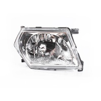 Nissan Patrol GU 2 Series 2 01-07 Wagon & Ute Clear RHS Right Headlight Lamp ADR