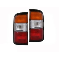 Nissan GU Patrol Tail Lights 97-01 Models New -Fully Operating Japanese Spec