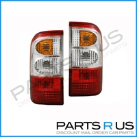 Nissan GU 01 02 03 04 Patrol Wagon New Full Functioning Tail Lights Pair