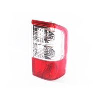 Nissan GU Patrol 01 02 03 04 Wagon Red & Clear Genuine RHS Right Tail Light Lamp