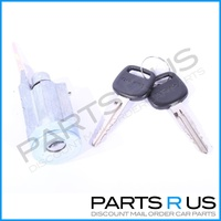 Toyota Landcruiser 80 Series New Ignition Barrel & Keys 90-98