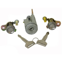 Landcruiser 80 Series Ignition Barrel Door Locks & Keys