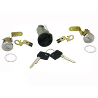 Holden HZ WB & UC Torana Ignition Barrel/Door locks Set