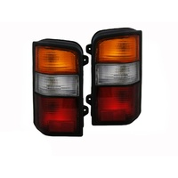 Mitsubishi L300 Express Van New Pair of Tail Lights 86-05 Rear Lamps LH + RH