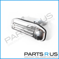 Mitsubishi Pajero 91-97 NH NJ & NK Wagon LHS Left Chrome Outer Rear Door Handle