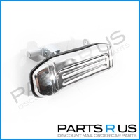 Mitsubishi Pajero 91-97 NH NJ & NK Wagon RHS Right Chrome Outer Rear Door Handle