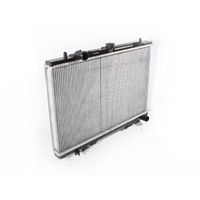 Mitsubishi Triton MK 96-06 Ute 2.4L Manual Aluminium Radiator With Plastic Tanks