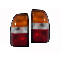 Mitsubishi Triton MK 96 97 98 99 00 01 LH RH Pair Tail Lights Lamps Quality ADR