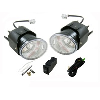 Nissan X-Trail 01-03 Front Fog Lamps / Spot Lights Kit
