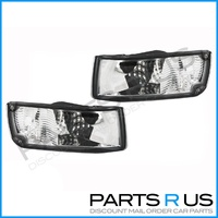 Nissan 300ZX Z32 89-95 Chrome Altezza Front Bar Lights