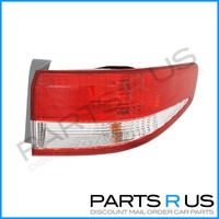 Honda Accord 02-06 CM-7 Ser1 Sedan Red & Clear RHS Right Tail Light Lamp Depo
