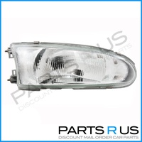 Proton Wira, Persona, Satria & M21 RHS Headlight Lamp Right ADR, Quality, Glass