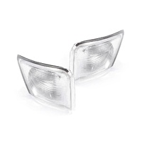 Iveco Daily Van 2000-05 Pair of Front Corner Indicator Lights Left+RIght Set