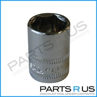 "SP Tools 1/4"" Dr 8mm x 6 Point Metric Socket"