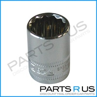 "SP Tools 3/8"" Dr 17mm x 12 Point Metric Socket"