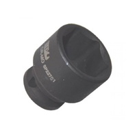 "SP Tools 3/8"" Dr 9/16"" x 3/8"" Dr 6pt SAE impact socket"