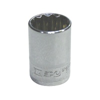 "SP Tools 1/2"" Dr 11/16"" x 12 Point SAE Socket"