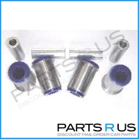 Nissan D40 Navara Front Lower Camber Adjustment Bush Kit SuperPro Polyurethane