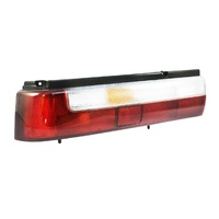 Suzuki Swift 91-99 SF 3&5 Door Hatch Back Red & Clear LHS Left Tail Light Lamp