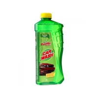 Turtle Wax Car Wash - Car Care To Remove Dirt/Grime & Protect The Shiny Finish