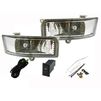 Toyota Camry 04-06 Front Spot Lights / Fog Lamps Kit