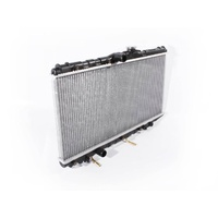 Toyota Corolla & Holden Nova 89-94 Sedan & Hatch Alloy Radiator W/ Plastic Tanks