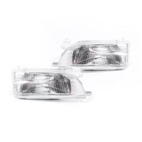 Toyota Corolla 94 95 96 97 98 AE101 AE102 Glass RH LH Pair Headlight Head Light