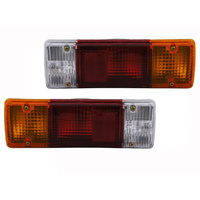 Toyota Dyna Truck 84-05 Rear Tail Lights Lamps Pair Left & Right