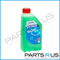 Tectaloy 60 Plus - Ready To Use & Fill Car Radiator Coolant 1L